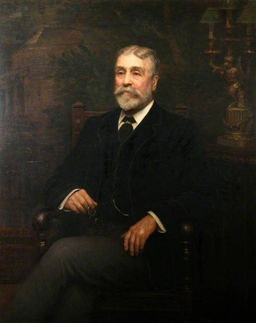 Lord Glantawe | Arthur Trevor Haddon | Oil Painting