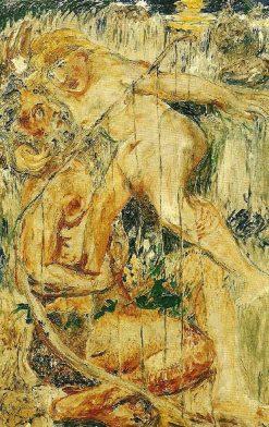 Nacken och Jungfrun | Ernst Josephson | Oil Painting