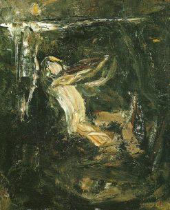 Nude (study) | Ernst Josephson | Oil Painting