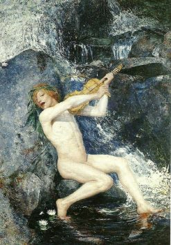 Nude | Ernst Josephson | Oil Painting