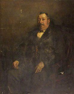 Portrait of a Man | Hubert von Herkomer | Oil Painting