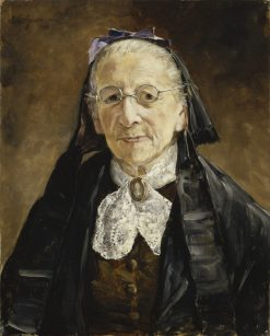 Mrs Hanna Marcus | Ernst Josephson | Oil Painting