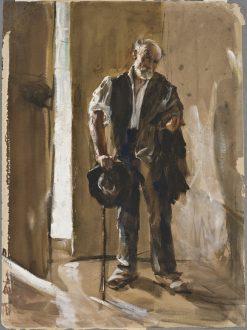 Spanish Beggar | Ernst Josephson | Oil Painting