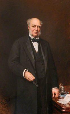 Portrait of a Gentleman | Hubert von Herkomer | Oil Painting