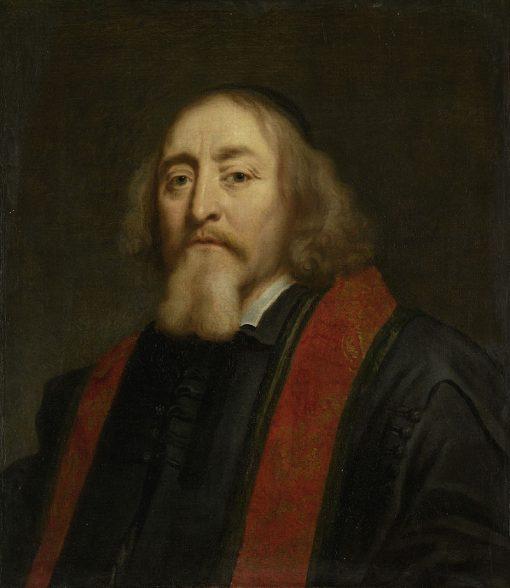 Jan Amos Comenius | Jurgen Ovens | Oil Painting
