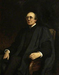 Professor Henry Fawcett | Hubert von Herkomer | Oil Painting