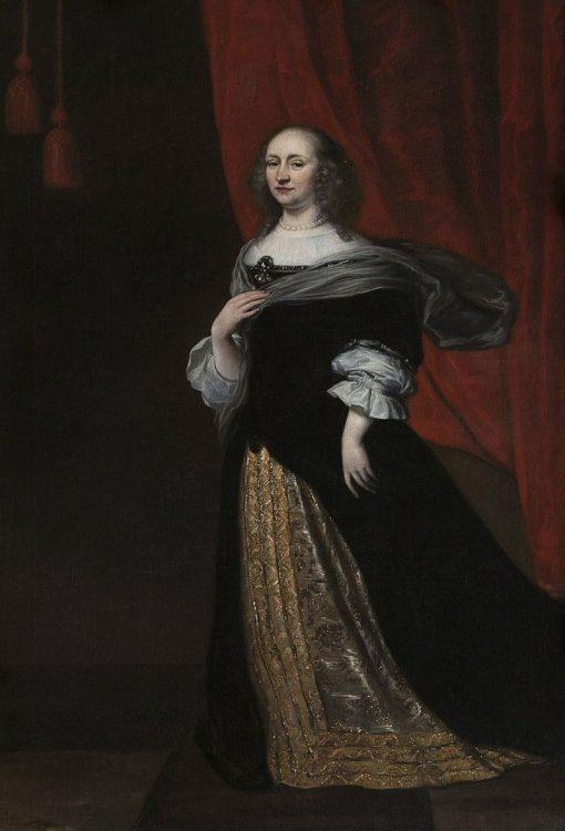 Margaretha Turnor | Jurgen Ovens | Oil Painting