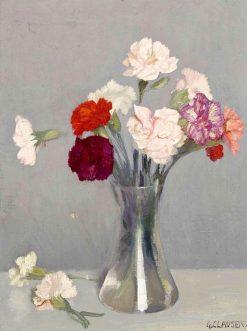 Carnations | Sir George Clausen
