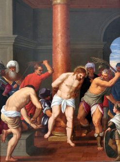 The Flagellation of Christ | Johann König | Oil Painting