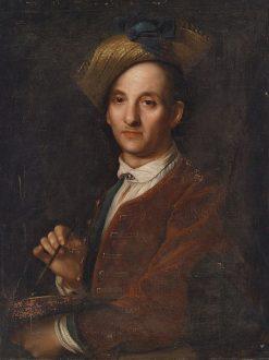 Portrait of David Hoyer