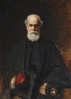 Reverend Robert Charsley | Hubert von Herkomer | Oil Painting