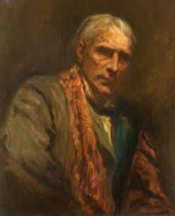 Self Portrait | Hubert von Herkomer | Oil Painting