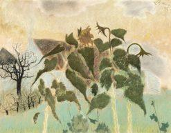 Sunflowers | Leon Spilliaert | Oil Painting