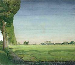 The Row of Trees | Valerius de Saedeleer | Oil Painting