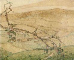 A Valley in Wales | Valerius de Saedeleer | Oil Painting