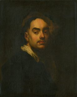 Portrait of a Man   Jan Kupecky   Oil Painting