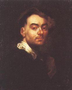 Self Portrait | Jan Kupecky | Oil Painting