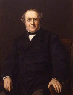 Sir Alfred Barring Garrod | Hubert von Herkomer | Oil Painting