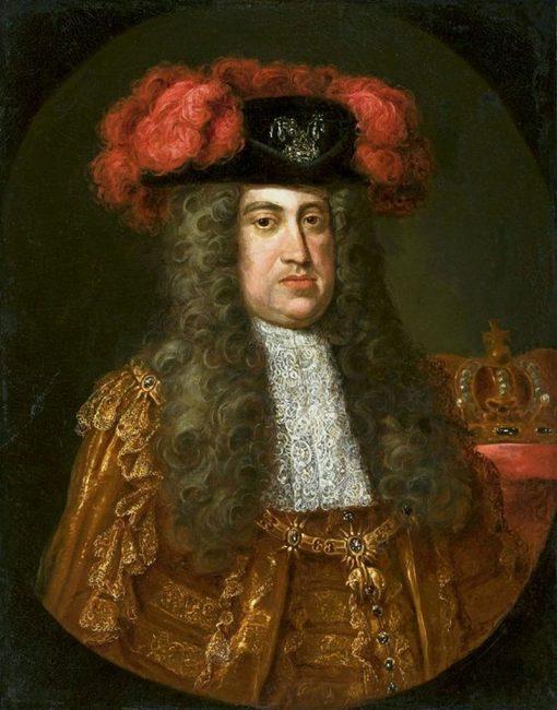 Emperor Charles VI | Jan Kupecky | Oil Painting