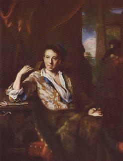 Portrait of Painter Karl Bruni | Jan Kupecky | Oil Painting