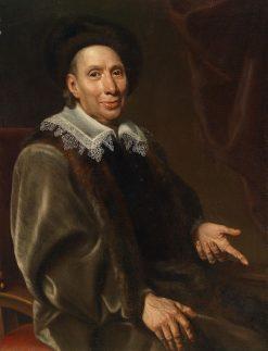 Portrait of Johann Michael von Gotter | Jan Kupecky | Oil Painting