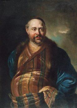 Portrait of Ludvik Kanstantyn Paciej   Jan Kupecky   Oil Painting