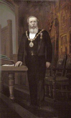 Sir David Gamble | Hubert von Herkomer | Oil Painting
