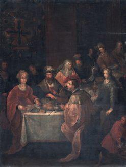 Herods Feast | Franz Francken the Elder | Oil Painting