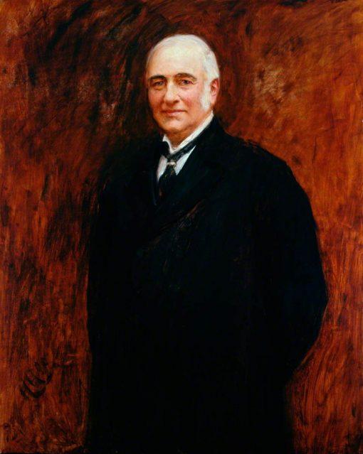 Sir George Findlay | Hubert von Herkomer | Oil Painting