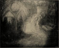 Sounds of the organ | Jan Toorop | Oil Painting