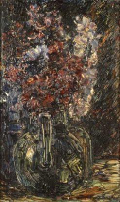 Larkspurs | Floris Verster | Oil Painting