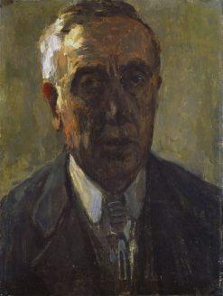 Self Portrait | Floris Verster | Oil Painting
