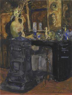 The Artists Studio | Floris Verster | Oil Painting