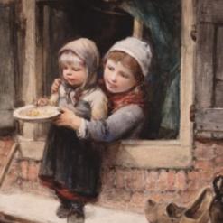 Kate, Johan Mari Henri ten