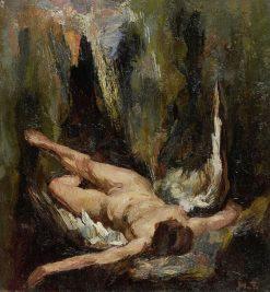 The Fallen Angel | Willem de Zwart | Oil Painting