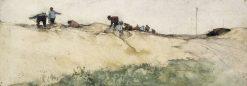 The Sandpit | Willem de Zwart | Oil Painting