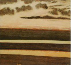 Sunset | Leon Spilliaert | Oil Painting