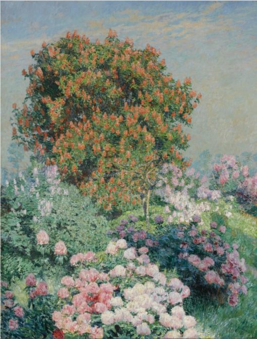 Flower Garden | Emil Claus | Oil Painting