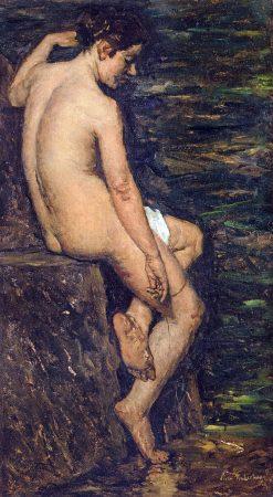 Lena | Suze Robertson | Oil Painting