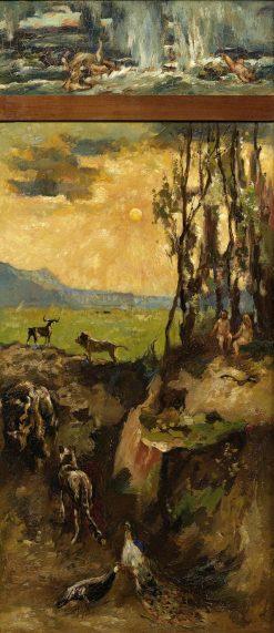 The Flood | Willem de Zwart | Oil Painting