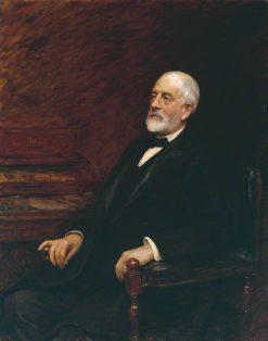 Sir Henry Tate   Hubert von Herkomer   Oil Painting