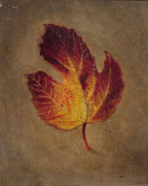 Maple Leaf | Edward Edmondson | Oil Painting