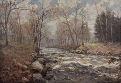 Early Spring | Hal Robinson | Oil Painting
