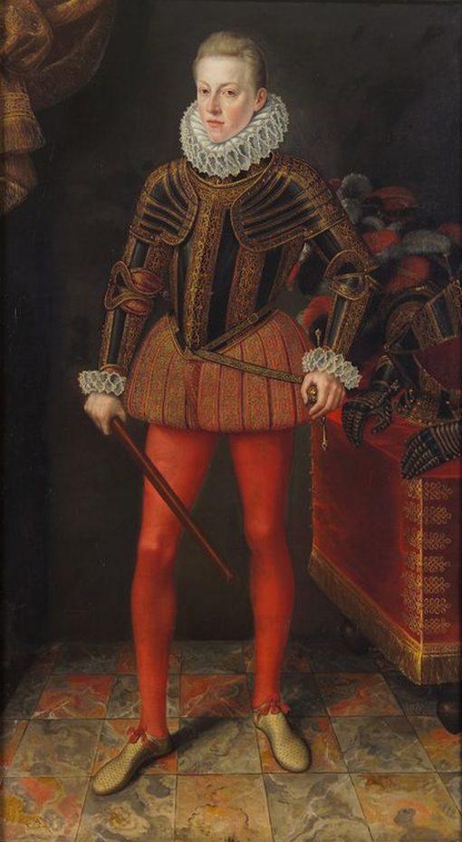 Kaiser Matthias | Lucas van Valckenborch | Oil Painting
