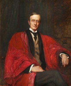 Sir William Reynell Anson | Hubert von Herkomer | Oil Painting