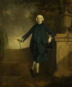 Francis Page of Newbury | Hugh Barron | Oil Painting
