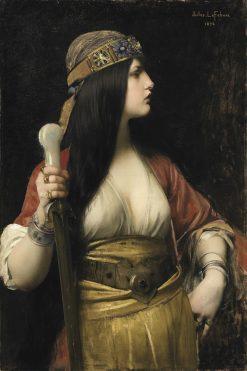 Judith | Jules Joseph Lefebvre | Oil Painting