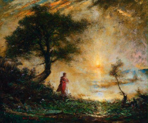 Landscape | Elliott Daingerfield | Oil Painting