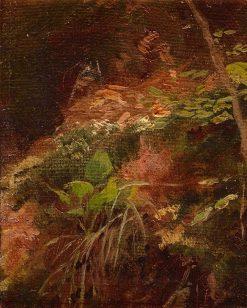 Waldboden | Gustav Klimt | Oil Painting