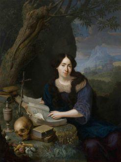 Portrait of a Lady | Pieter Leermans | Oil Painting